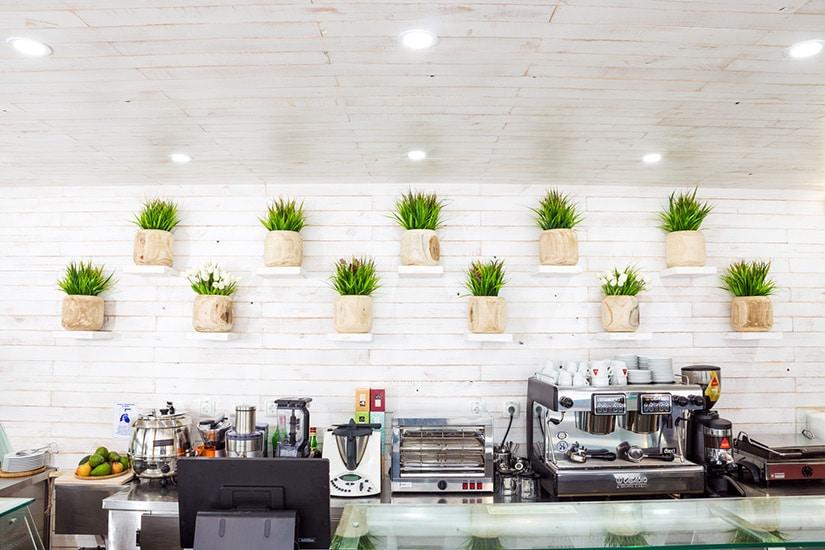 Renovação do café de Setúbal