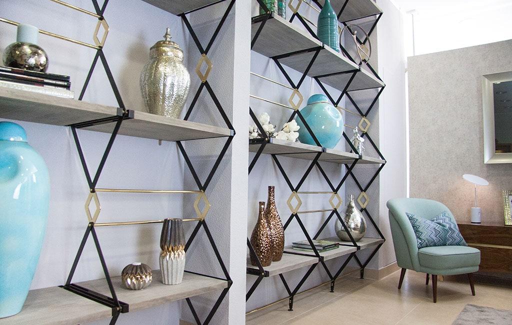 Estante mobiliario Design produto Glim