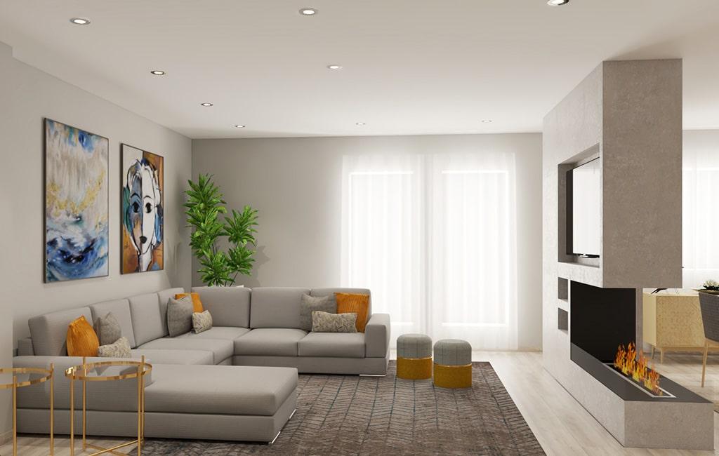 Projeto curso apartamento glim