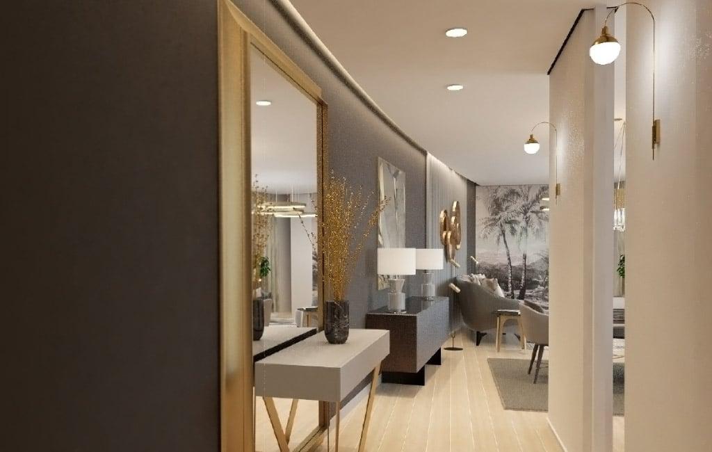 Projeto D interiores glim sala