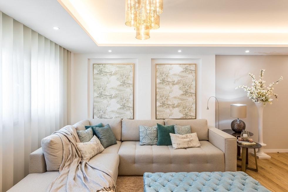 glim decoração sala design
