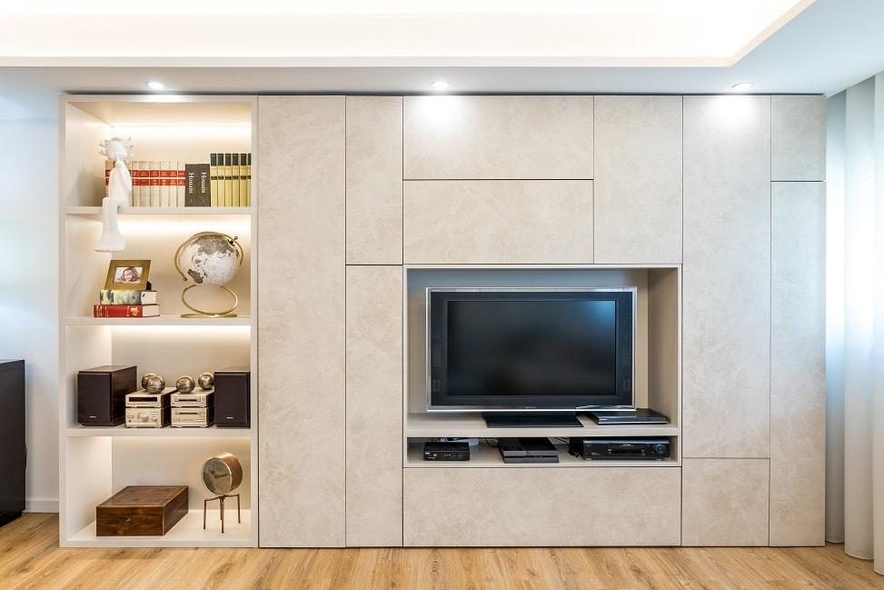 glim mobiliário medida