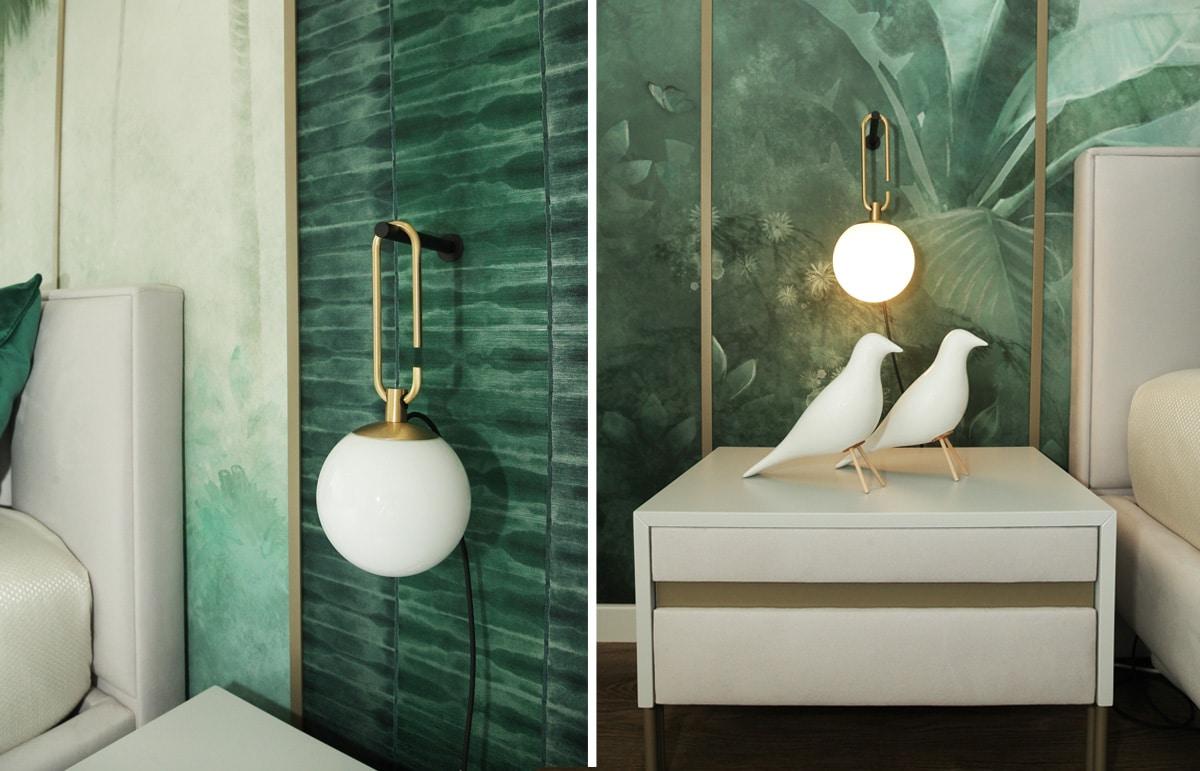 Glim Design Interiores quarto artemide