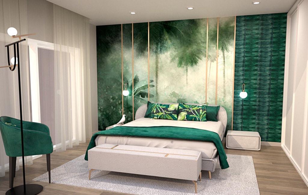 Projeto D sala decoração interiores Glim