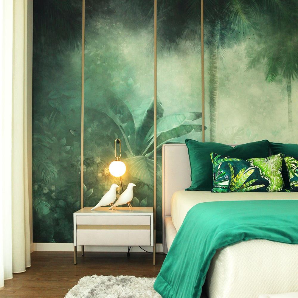 glim quarto design decoração