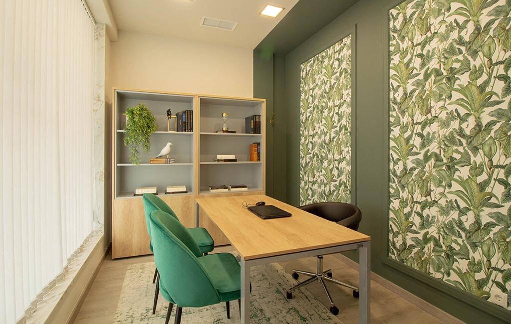 Glim design interiores escritorio