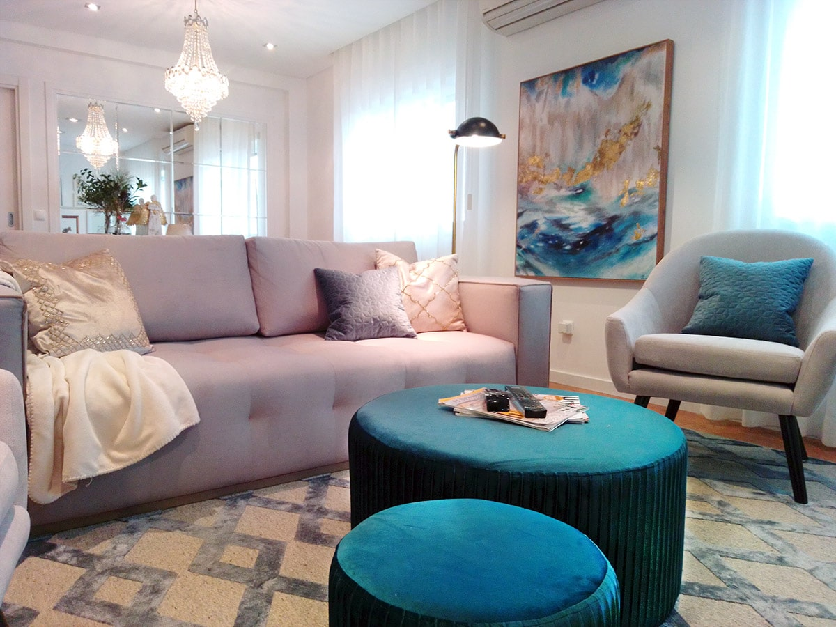 Glim Design decoracao sala