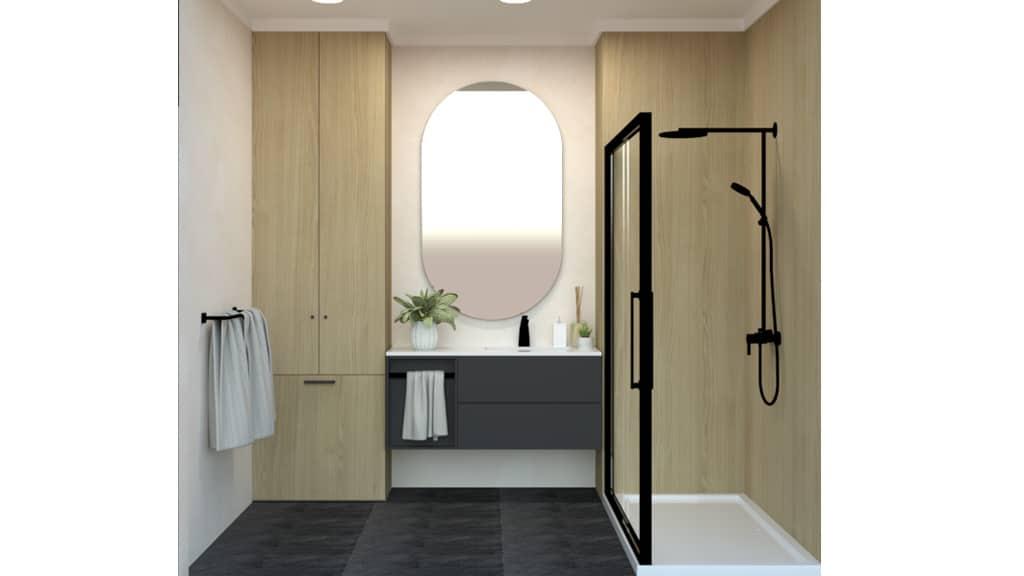 casa banho Glim Design Interiores