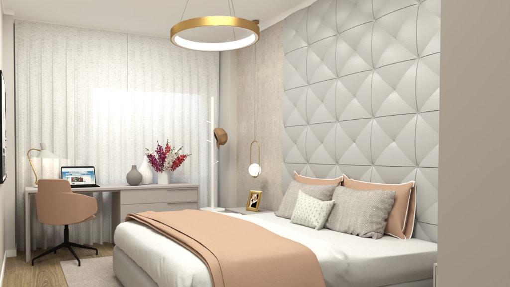 quarto Glim Design Interiores