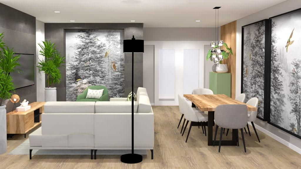 sala Glim Design Interiores
